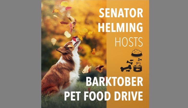 Helming to team up with Beverly Animal Shelter to host Barktober Pet Food Drive