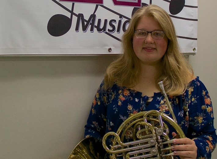 Newark student will participatein NYSSMA's all-state conference in Rochester