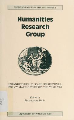 Cover of: Expanding health care perspectives | edited by Mary Louise Drake.