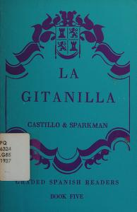 Cover of: La gitanilla   Miguel de Cervantes Saavedra