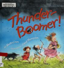 Cover of: Thunder-Boomer! | Shutta Crum