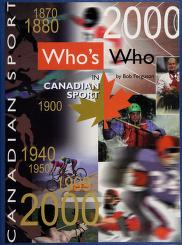 Cover of: Who's who in Canadian sport, volume 3 | Bob Ferguson